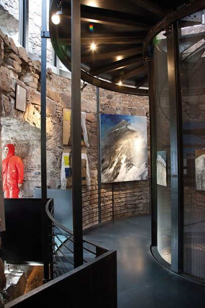 MMM Messner Mountain Museum Firmian - Picture gallery