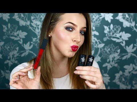 Lipstick & Lip Lacquer review - Madam Glam