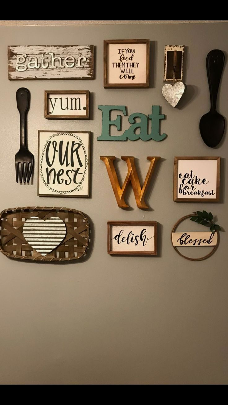 Get Inspired By These Do It Yourself Picture Frames Dining Room