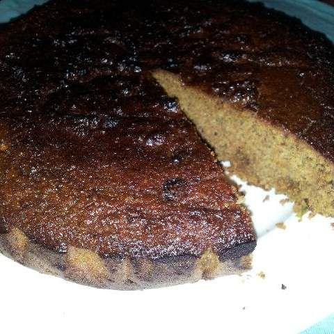 Recipe Gluten Free Carrot and Zucchini Cake
