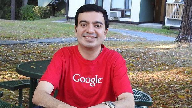 Compró Google.com durante un minuto, Google le paga 6006 dólares. Foto: Business Insider