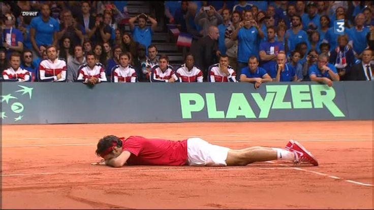 Davis Cup Victory #Switzerland #Roger #Federer