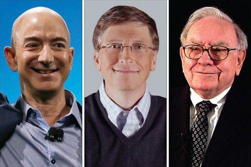 Οι 400 πλουσιότεροι άνθρωποι των ΗΠΑ, σύμφωνα με το Forbes