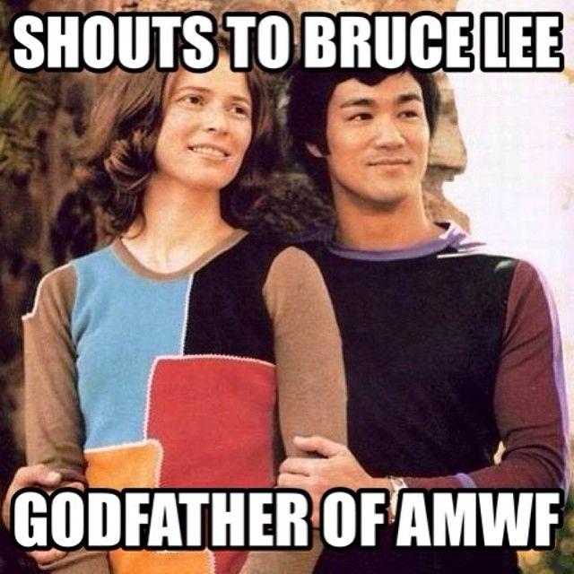 Asian men and latinas