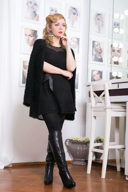 Oz style: Little Black Dress pentru un Craciun stylish