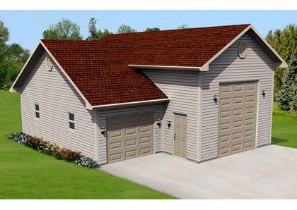 74 best rv garage plans images on pinterest pole barn for 32x40 garage plans