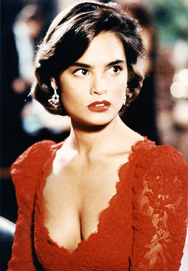 007 James Bond Girl 1989 Licence to Kill: Talisa Soto as Lupe Lamora (Brooklyn model)