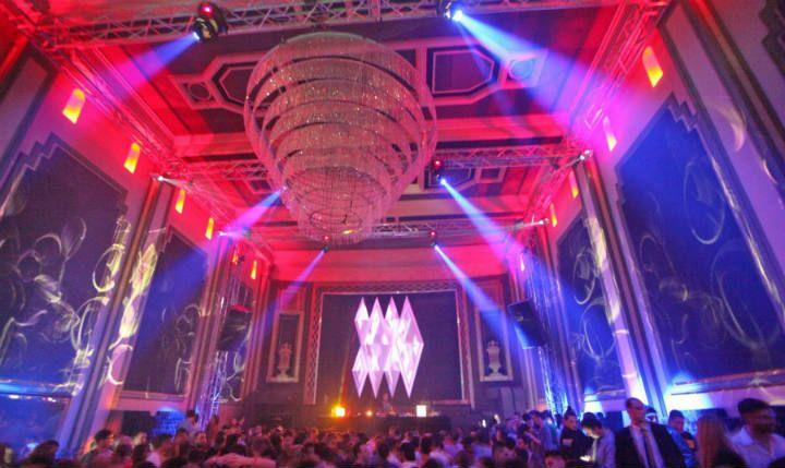 Kristal Glam Club is located at Bulevardul Regina Elisabeta 34, București 050017, Romania #casinotrip #bucharest #romanian