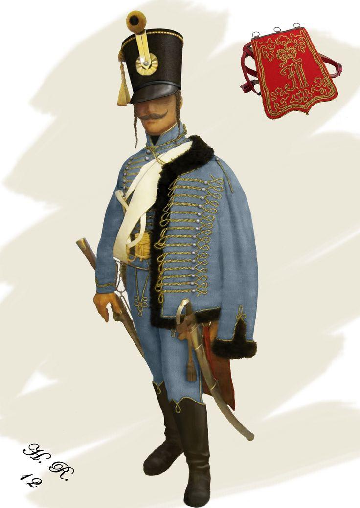 12th Hussars - Palatins
