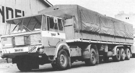 Tatra T813 4x4 NT
