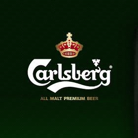 カールスバーグのロゴ:伝統とモダンの調和 | ロゴストック