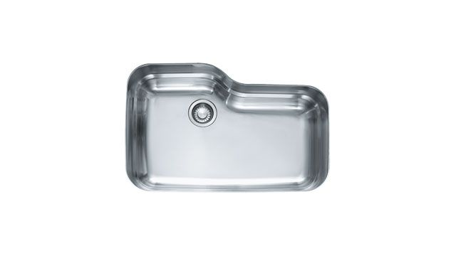 Franke Sink Inserts : Our sink! A Franke Kitchen Sinks Orca ORX110 Stainless Steel. We love ...