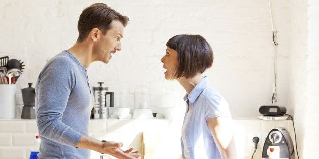 What Fighting Is Really Like When You're Married #marriage #relationships #couples
