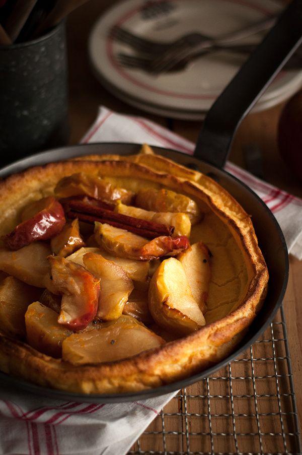 Sütőben sült almás palacsinta | NOSALTY – receptek képekkel