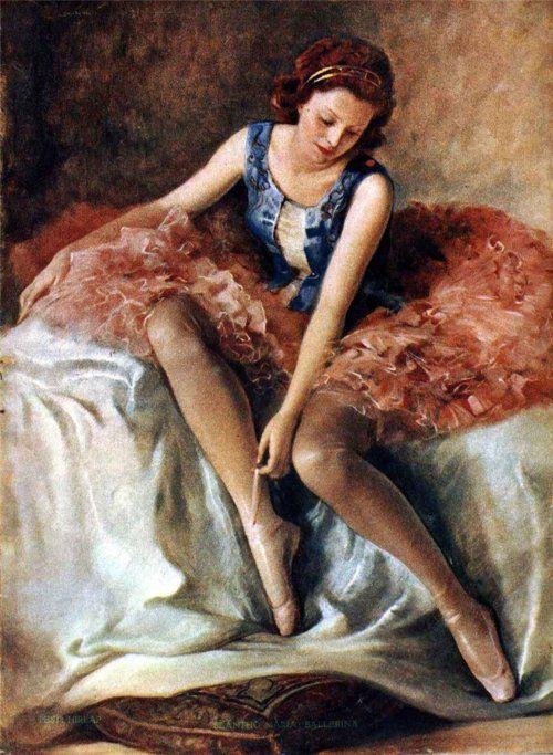 Maria Szantho. Hungarian (1898 - 1984)