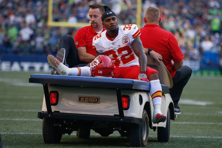 Amfoot - NFL: Chiefs' Ware likely out for season with knee injury