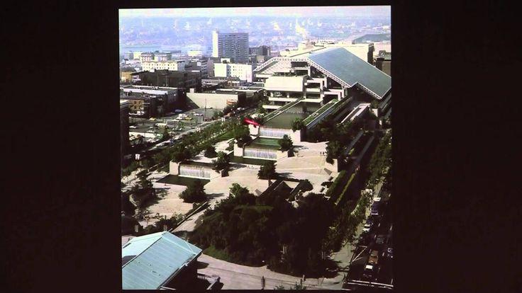 Kenneth Frampton Megaform as Urban Landscape
