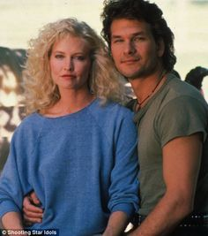 Patrick Swayze and his wife, Lisa Niemi,  were married for 34 years--until his death from cancer in 2009.