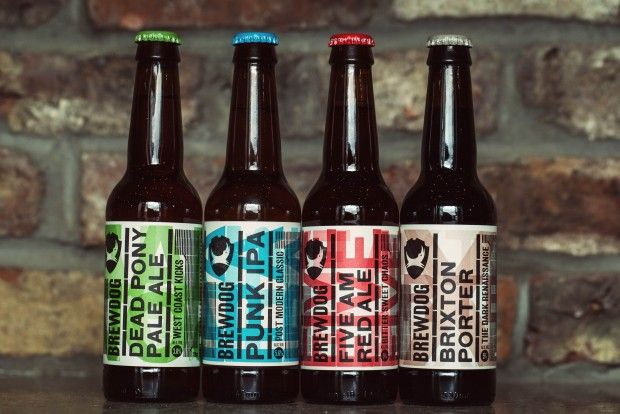 The new BrewDog Labels are really cool!