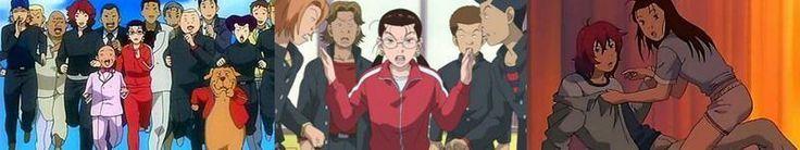 Gokusen VOSTFR/VF DVD | Animes-Mangas-DDL