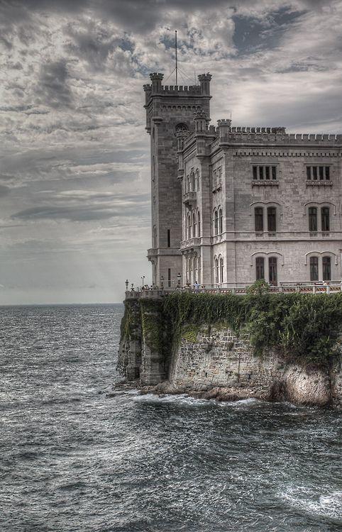 Miramare Castle - Trieste - Italy