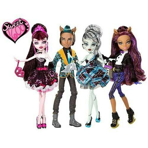Sweet 1600 dolls