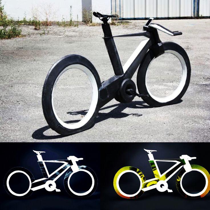 #Cyclotron #bike #Aerodinamica #BerchisGadgets #Revolucionaria #Diseño #Bicicleta #Radios #Neumaticos #Bateria #SmartPhone #GPS #Spokeles #Kickstarter #Indiegogo #Android & #iPhone #App 🚲🚀🚏🔋💡✅💡