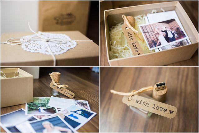 wedding photography packaging - bespoke USB - pretty packaging. www.glweddingphotography.co.uk