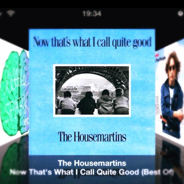 Caravan of love the housemartins lyrics