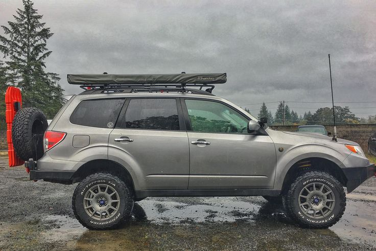 "Subaru Forester 4"" Lift (By ADF)"