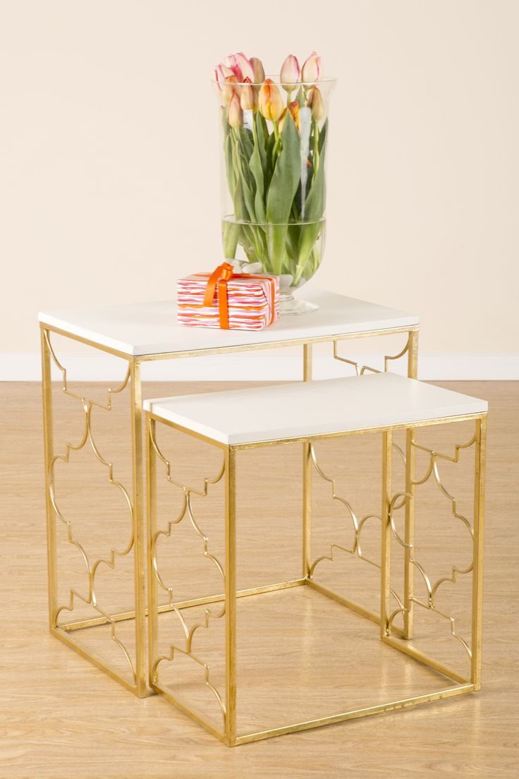 109 Best White And Gold Furniture Images On Pinterest
