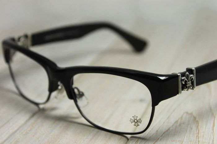 chrome hearts glove black glasses eyewear eyeglasses