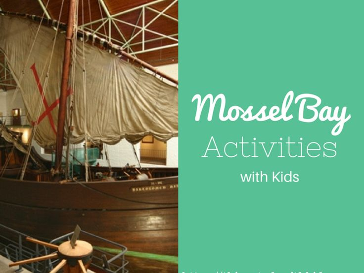 Things to do with kids and fun child-friendly activities in Mossel Bay. Discover child-friendly restaurants, party venues, and active activities for kids.