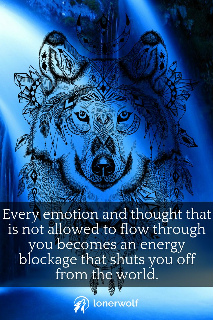 What thoughts or emotions have you blocked? True Energy Work is about learning how to practice non-resistance.