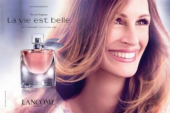 La vie est belle è la nuova fragranza di #Lancôme, rappresentata da Julia Roberts, un profumo che vuole essere un inno alla felicità e alla voglia di vivere.    http://www.amando.it/bellezza/profumi/la-vie-est-belle-profumo-lancome.html
