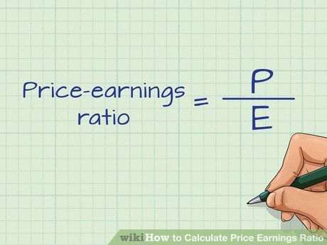 How to Calculate Price Earnings Ratio: 7 Steps #how #to #get #earnings #per #share http://earnings.remmont.com/how-to-calculate-price-earnings-ratio-7-steps-how-to-get-earnings-per-share-3/  #how to get earnings per share # wiki How to Calculate Price Earnings Ratio Know the formula. The formula for calculating the price-earnings ratio for any stock is simple: the market value per share divided by the earnings per share (EPS). This is represented as the equation (P/EPS), where P is the…