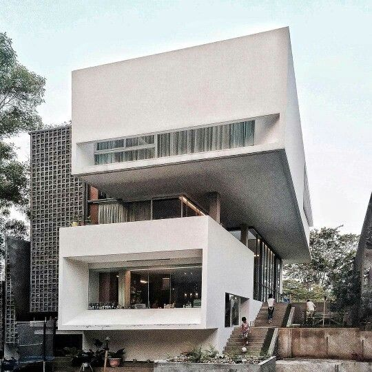 Architect Andra Matin Location Semarang: 409 Best Images About Contemporary Indonesian Architecture
