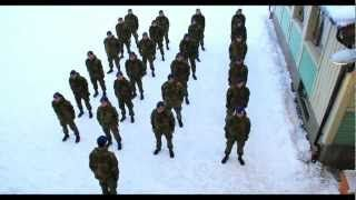 Harlem Shake (original army edition), via YouTube.