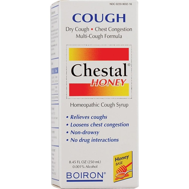 Homeopathic cough medicine for 1 year old