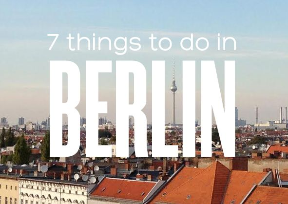 17 best images about back to berlin on pinterest tes for Things to do in nyc next weekend