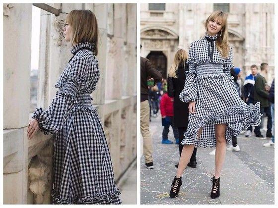 Get this look: http://lb.nu/look/8710493 More looks by Anastasiia Masiutkina: http://lb.nu/anastasiiamas Items in this look:  Marianna Senchina Dress, Mango Shoes  #bohemian #chic #elegant #dreamyduomo #eatdresstravel #anastasiiamasiutkina #streetstyle #tkozhevnikova #fashionblogger