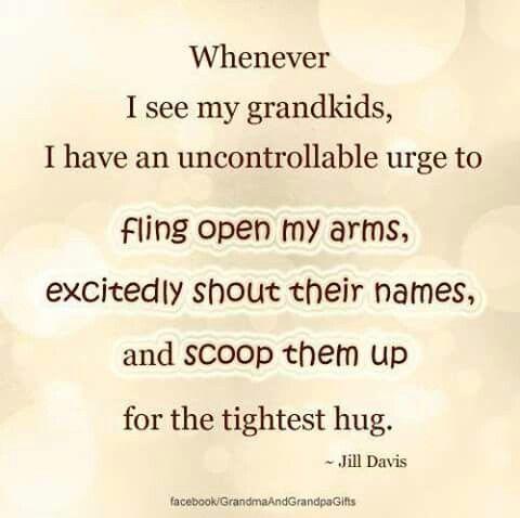Uncontrollable urge to hug...