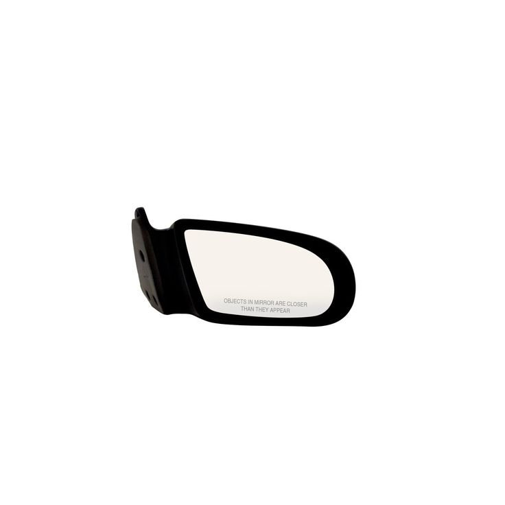 Pilot Automotive TYC 1360111 Black Passenger/ Driver Side Manual Replacement Mirror for Chevrolet Lumina (