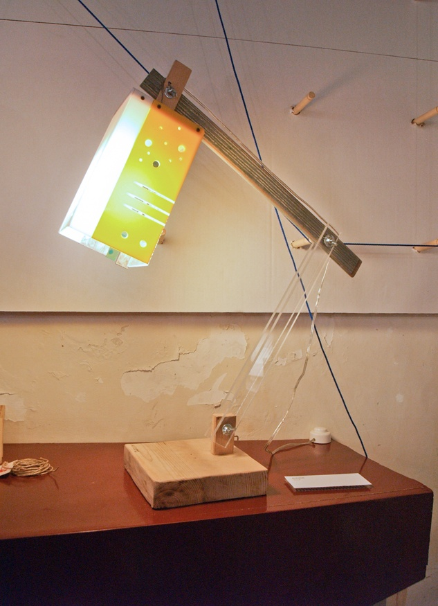 Swartlab.com in Turin - lamp by Alicucio
