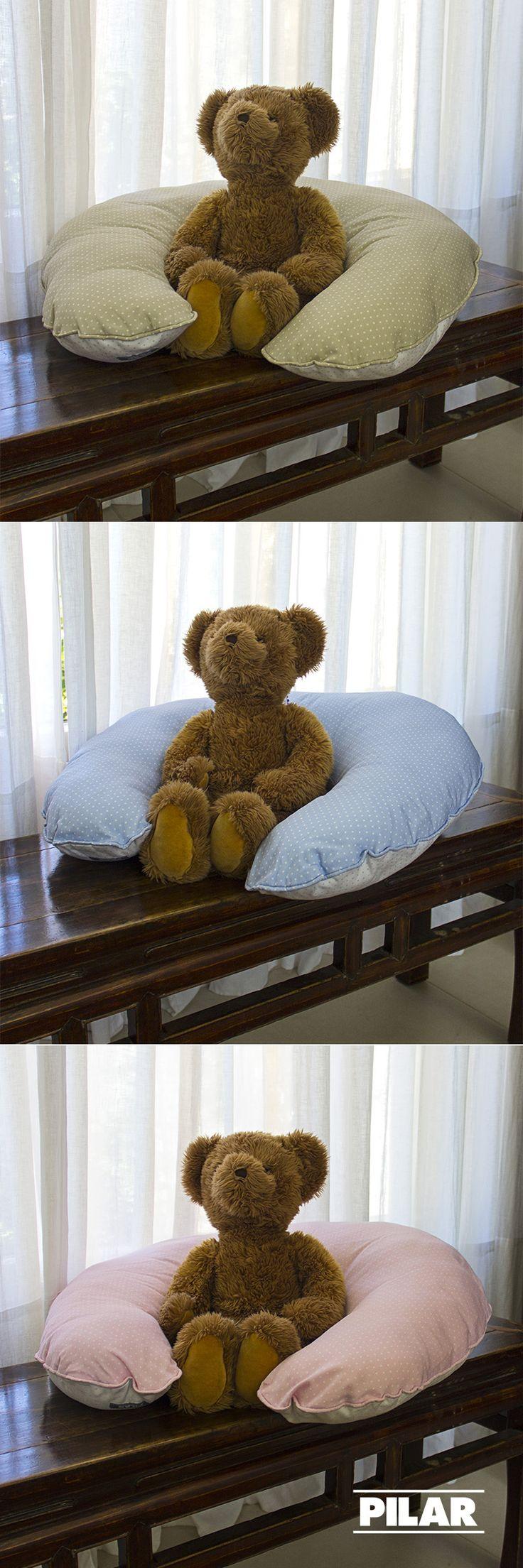 Nuevas almohadas para amamantar!