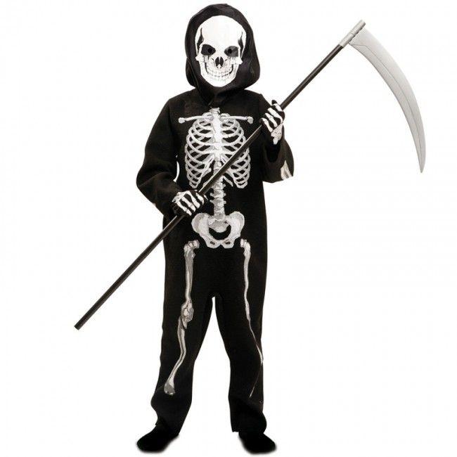 Déguisement Squelette Zombie garçon #costumespetitsenfants #nouveauté2017