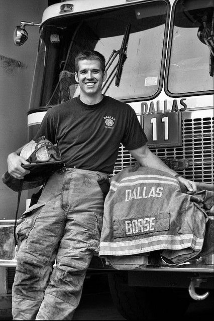 Dallas Firefighter