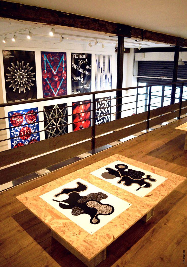 Écran Total by Atelier Tout va bien - Exposition La Fenêtre  Photo Gw.Maillart
