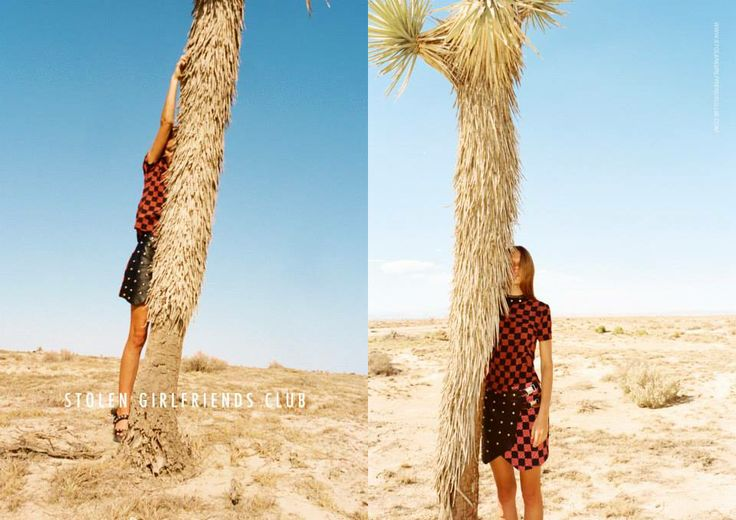 """Stolen Girlfriends Club """"ROGUE WAVE"""" Campaign 