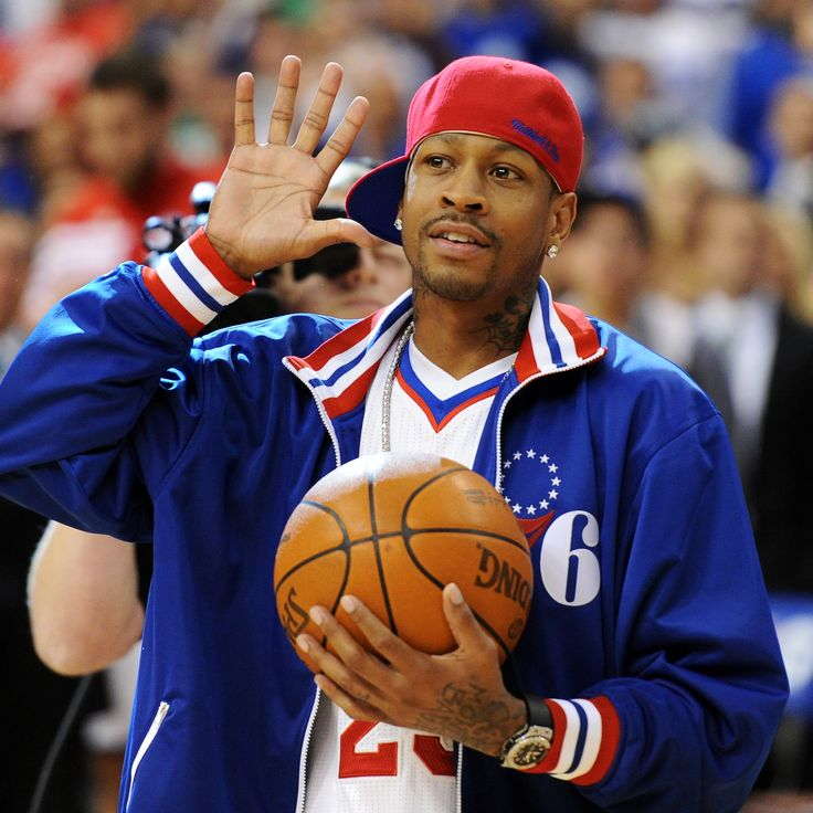 Philadelphia 76ers to Honor Allen Iverson with Jersey Retirement Ceremony
